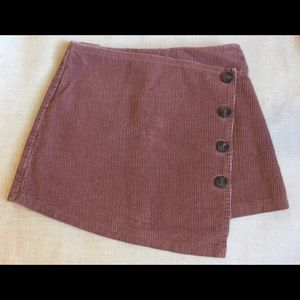 Brown Charlotte Russe Skirt